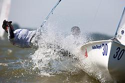 470 mixed. Day four, May 25th 2012. Delta Lloyd Regatta  (22/26 May 2012). Medemblik - the Netherlands.