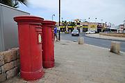 Israel, Jaffa, Israeli Postal service postbox