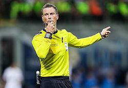 Referee Mark Clattenburg (ENG) during football match between Real Madrid (ESP) and Atlético de Madrid (ESP) in Final of UEFA Champions League 2016, on May 28, 2016 in San Siro Stadium, Milan, Italy. Photo by Vid Ponikvar / Sportida