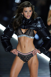 November 8, 2018 - New York, New York, United States - Georgia Fowler walks in the 2018 Victoria's Secret runway show at Pier 94 on November 8 2018 in New York City  (Credit Image: © Philip Vaughan/Ace Pictures via ZUMA Press)