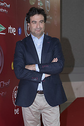October 18, 2016 - Madrid, Spain - Pepe Rodríguez in the Presentation of the TV show Celebrity MasterChef in Madrid on 18 October 2016. (Credit Image: © Oscar Gonzalez/NurPhoto via ZUMA Press)