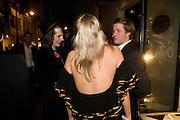 ALICE DAWSON, The Tatler Little Black Book party. Tramp. 40 Jermyn St. London SW1 *** Local Caption *** -DO NOT ARCHIVE-© Copyright Photograph by Dafydd Jones. 248 Clapham Rd. London SW9 0PZ. Tel 0207 820 0771. www.dafjones.com.