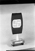13/11/1964<br /> 11/13/1964<br /> 13 November 1964<br /> <br /> Photo of the Jacobs Television Award Trophy