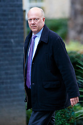 © Licensed to London News Pictures. 21/10/2014. LONDON, UK. Justice Secretary Chris Grayling attending to a cabinet meeting in Downing Street on Tuesday, 21 October 2014. Photo credit: Tolga Akmen/LNP
