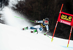 ROBINSON Alice of New Zealand competes during the 6th Ladies'  GiantSlalom at 55th Golden Fox - Maribor of Audi FIS Ski World Cup 2018/19, on February 1, 2019 in Pohorje, Maribor, Slovenia. Photo by Vid Ponikvar / Sportida