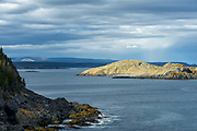 Islands and Sea, Avalon Peninsula, NL, Canada