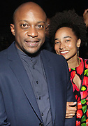 NEW YORK, NEW YORK-JUNE 4: (L-R) Coceptual Artist Hank Willis and Curator Rujecko Hockley attend the 2019 Gordon Parks Foundation Awards Dinner and Auction Inside celebrating the Arts & Social Justice held at Cipriani 42nd Street on June 4, 2019 in New York City. (Photo by Terrence Jennings/terrencejennings.com)