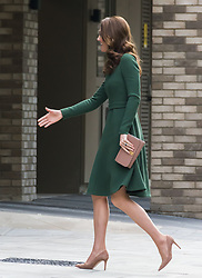 May 1, 2019 - London, London, United Kingdom - Catherine Duchess of Cambridge officially opens the Anna Freud Centre's new Centre of Excellence, London.. Catherine Duchess of Cambridge opens Anna Freud Centre. (Credit Image: © Nils Jorgensen/i-Images via ZUMA Press)