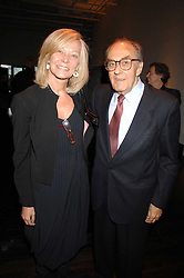 MARGARITA RUIZ and RAMON BOIXADOS i MALE President of the Fundacio Gala-Salvador Dali at a reception to celebrate the opening of the Dali & Film exhibition at the Tate Modern, London on 30th May 2007.<br /><br />NON EXCLUSIVE - WORLD RIGHTS