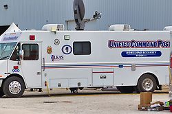 McLean County Fair - homeland security united command post vehicle