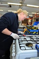 Female Apprentices British Gas, Leeds