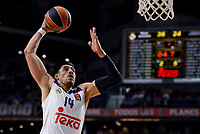 Real Madrid's Gustavo Ayon during Turkish Airlines Euroleague match between Real Madrid and Crvena Zvezda Mts Belgrade at Wizink Center in Madrid, Spain. March 10, 2017. (ALTERPHOTOS/BorjaB.Hojas)
