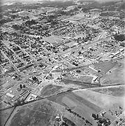 Y-680801D-10. Beaverton downtown. August 1, 1968.