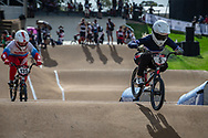 #5 (MAIRE Camille) FRA at Round 1 of the 2020 UCI BMX Supercross World Cup in Shepparton, Australia