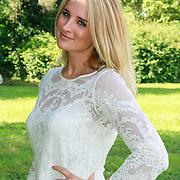ITA/Lucca /20130521 - Presenttie Cast film De Toscaanse Bruiloft, Lieke van Lexmond