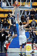DESCRIZIONE : Bologna LNP DNB Adecco Silver GironeA 2013-14 Fortitudo Bologna Basket Cecina<br /> GIOCATORE : Capitanelli Andrea<br /> SQUADRA : Basket Cecina<br /> EVENTO : LNP DNB Adecco Silver GironeA 2013-14<br /> GARA :  Fortitudo Bologna Basket Cecina <br /> DATA : 05/01/2014<br /> CATEGORIA : Schiacciata<br /> SPORT : Pallacanestro<br /> AUTORE : Agenzia Ciamillo-Castoria/A.Giberti<br /> Galleria : LNP DNB Adecco Silver GironeA 2013-14<br /> Fotonotizia : Bologna LNP DNB Adecco Silver GironeA 2013-14 Fortitudo Bologna Basket Cecina <br /> Predefinita :