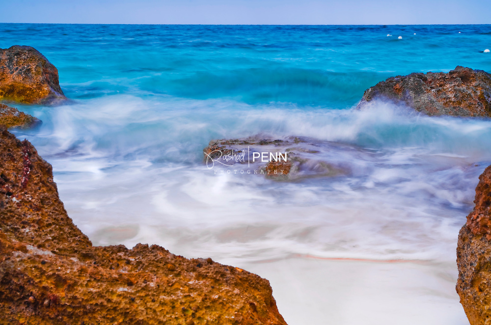 Fine Art Photography - The Bahamian Seascape The Bahamas Seascape, fine art photography in the Bahamas. Waves water, beaches and sunsets