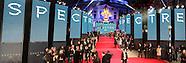 Bond: Spectre - World Premiere & Royal Film Performance