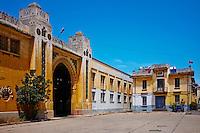 Maroc, Casablanca, les abattoirs, 1922, Georges Ernest Desmarest // Morocco, Casablanca, abattoirs, 1922, Georges Ernest Desmarest architect
