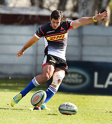 Cape Town-1800821- WP player John Stander at training in Bellville preparing for the  Currie Cup against  Toyota Cheetas on saturday at Newlands .photographer:Phando Jikelo/African News Agency/ANA