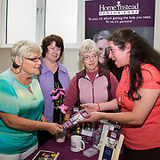 01.10.14            <br /> The Limerick City Community Safety Partnership will host a Safety Information Day for Older People. The event will feature important personal and home safety information for older people. Nutritional advice, occupational therapy, and care and repair demonstrations will also be provided. Advice and literature on a range of issues will be provided on the day by agencies including An Garda Síochána, Limerick City and County Council, Home Instead Senior Care, Limerick Fire and Rescue Service and the HSE. <br /> Attending the event at St. Johns Pavilion were, Kathleen McCarthy, St. Johns, Joan Quinn, and Ann McGrath, Kilmallock with Jacqui Desousa Martin, Home Instead. Picture: Alan Place.