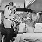 Y-620916-03-05. Oregon Restaurant Association first annual convention, Hotel Gearhart, Surfside Motel. September 16/17/18, 1962