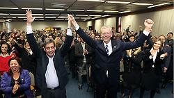 Jose Fortunati durante encontro da Coligação. FOTO: Jefferson Bernardes/Preview.com
