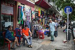 Bairro Chinês em Buenos Aires - Bairro Chino, fica na região de Belgrano, e desde a década de 80 surgiu com o estabelecimento de famílias de imigrantes orientais. FOTO: Jefferson Bernardes/ Agência Preview