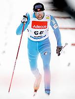 Langrenn Klassisk Sprint 1,2km , FIS World Cup Cross-Country , Drammen 05. Mars 2008 ,  Odd-Bjørn Hjelmeset NOR , Foto: Thomas Andersen , Digitalsport