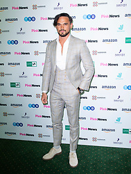 Pink News Awards 2019 <br /> At Church House, London, Great Britain <br /> 16th October 2019 <br /> <br /> Gareth Gates <br /> Singer <br /> <br /> Photograph by Elliott Franks