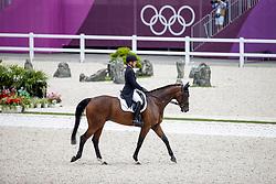 Jung Michael, GER, Fisher Chipmunk FRH, 235<br /> Olympic Games Tokyo 2021<br /> © Hippo Foto - Dirk Caremans<br /> 31/07/2021