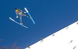 Timi Zajc (SLO) during the Qualification round of the Ski Flying Hill Individual Competition at Day 1 of FIS Ski Jumping World Cup Final 2019, on March 21, 2019 in Planica, Slovenia. Photo by Matic Ritonja / Sportida
