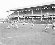 All Ireland Minor Football Final - Antrim v Mayo..08.09.1974  8th September 1974  All Ireland Minor Football Final.Croke Park.Cork v Mayo..23.09.1974  23rd September 1974