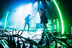 Sleater-Kinney at The Fox Theater - Oakland, CA - 11/17/19