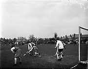 01/04/1960<br /> 04/01/1960<br /> 01 April 1960<br /> Schoolgirl Interprovincial Hockey Munster v Leinster.
