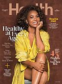 August 10, 2021 - US: Regina Hall Covers Health Magazine September Issue