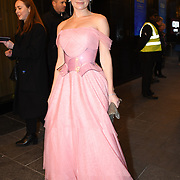 Alicia Agneson Arrivers of the European Film Premiere of MULAN at Odeon Leicester Square on 12 March 2020, London, UK.