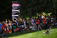 Illustration during the final round of LPGA Evian Championship 2018, Day 7, at Evian Resort Golf Club, in Evian-Les-Bains, France, on September 16, 2018, Photo Philippe Millereau / KMSP / ProSportsImages / DPPI
