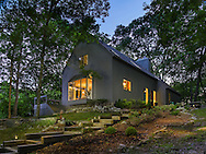 Post and Beam Barn Converted to Residence