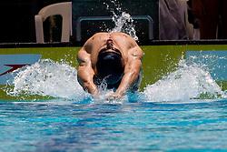 Nejc Jurjevcic of Ljubljana during 10th International Swimming Competition Veronika 2011, on July 16, 2011, in Pod skalco pool, Kamnik, Slovenia. (Photo by Vid Ponikvar / Sportida)