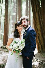 Frankie Shaw & Zach Strauss Wedding for Martha Stewart