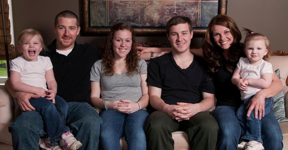 Sullivan Family Portrait