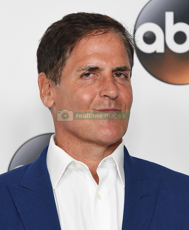 August 6, 2017 - Beverly Hills, California, U.S. - Mark Cuban arrives for the 2017 Disney ABC TCA Summer Press Tour at the Beverly Hilton Hotel. (Credit Image: © Lisa O'Connor via ZUMA Wire)