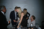 GIANCARLO GIACOMETTI, GWYNETH PALTROW, PRINCESS AND PRINCE OF PRESLAV AND STELLA MCCARTNEY, Dinner given by Established and Sons to celebrate Elevating Design.  P3 Space. University of Westminster, 35 Marylebone Rd. London NW1. -DO NOT ARCHIVE-© Copyright Photograph by Dafydd Jones. 248 Clapham Rd. London SW9 0PZ. Tel 0207 820 0771. www.dafjones.com.