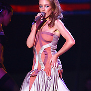 TMF awards 2004, Kylie Minogue