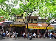 old quarter hanoi vietnam