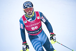 29.12.2016, Deborah Compagnoni Rennstrecke, Santa Caterina, ITA, FIS Ski Weltcup, Santa Caterina, alpine Kombination, Herren, Slalom, im Bild Andreas Romar (FIN) // Andreas Romar of Finland reacts after his run of Slalom competition for the men's Alpine combination of FIS Ski Alpine World Cup at the Deborah Compagnoni race course in Santa Caterina, Italy on 2016/12/29. EXPA Pictures © 2016, PhotoCredit: EXPA/ Johann Groder