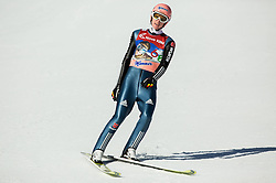 Severin Freund (GER) during Ski Flying Hill Team Competition at Day 3 of FIS Ski Jumping World Cup Final 2016, on March 19, 2016 in Planica, Slovenia. Photo by Vid Ponikvar / Sportida