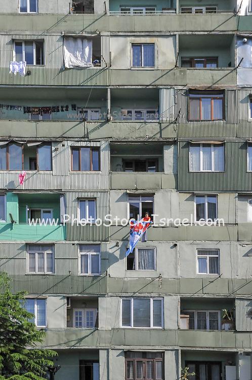 Housing project in Batumi, Georgia