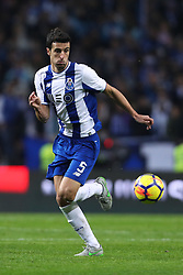 December 1, 2017 - Porto, Porto, Portugal - Porto's Spanish defender Ivan Marcano in action during the Premier League 2016/17 match between FC Porto and SL Benfica, at Dragao Stadium in Porto on December 1, 2017. (Credit Image: © Dpi/NurPhoto via ZUMA Press)